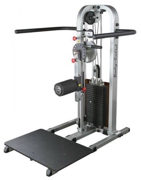 Тренажер со встроенными весами Body Solid SMH-1500G