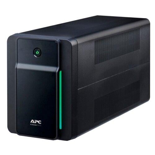 Интерактивный ИБП APC by Schneider Electric Back-UPS 1200VA, 230V (BX1200MI-GR) черный