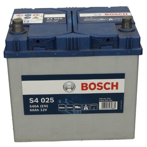 цена на Автомобильный аккумулятор Bosch S4 025 (0 092 S40 250)