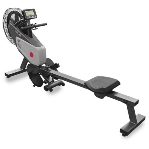 Гребной тренажер Carbon Fitness R808 черный/серый