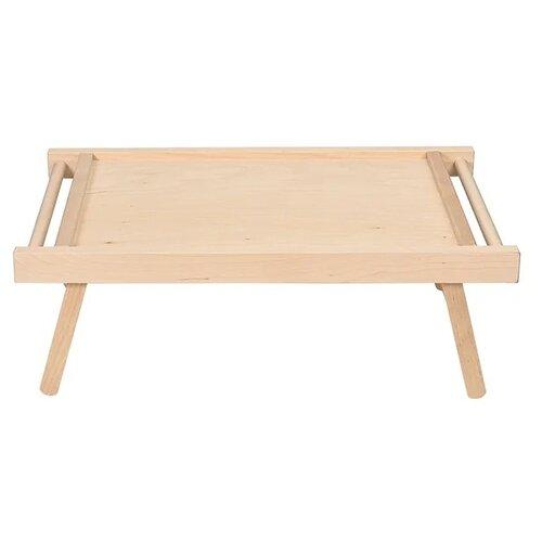 Поднос-столик KETT-UP Eco Romantic (KU039) натуральный
