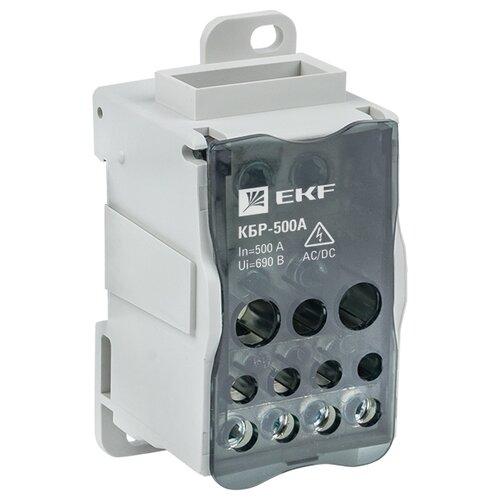 Клеммный распределитель в сборе (кросс-модуль) EKF КБР-500А