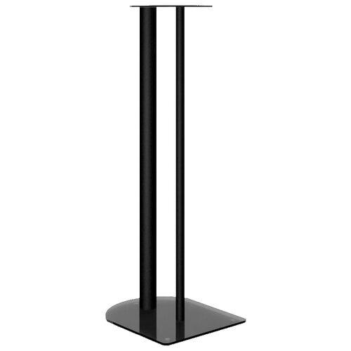 Фото - Стойка MetalDesign MD 203-900 черный/дымчатый кронштейн на стену metaldesign md 3011 extraslim черный
