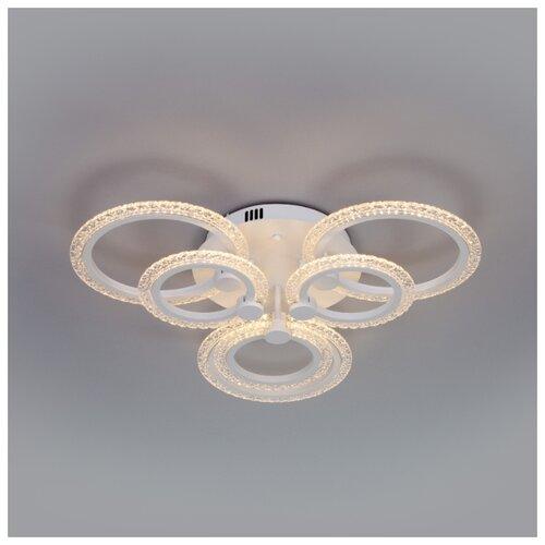 светильник eurosvet 90044 6 белый energy Потолочный светильник Eurosvet 90226/6 белый
