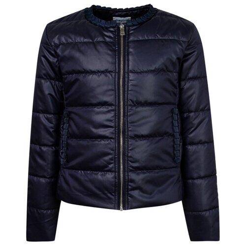 Купить Куртка Mayoral размер 104, 049 синий, Куртки и пуховики