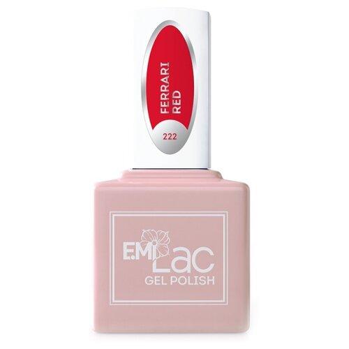 Гель-лак для ногтей E.Mi Red Manifest, 9 мл, 222 Феррари  - Купить