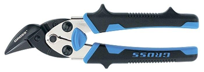 Строительные ножницы правые 185 мм Gross Piranha 78361