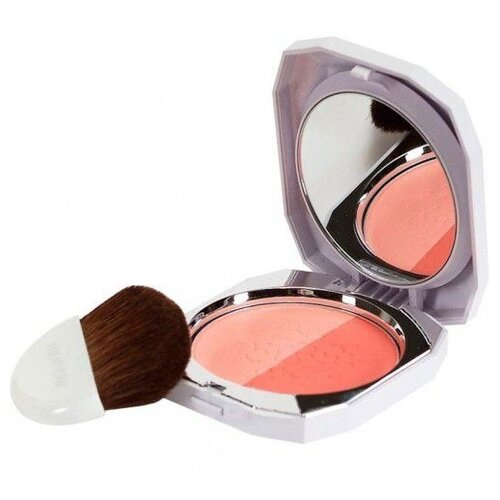 Mikatvonk Румяна компактные 3D Cheek Powder 2 soft peach/glam orange