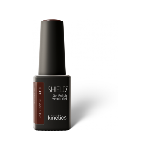 Купить Гель-лак для ногтей KINETICS SHIELD, 15 мл, оттенок #410 Alluring Brown