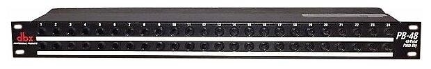 Коммутационная панель dbx DBX PB48