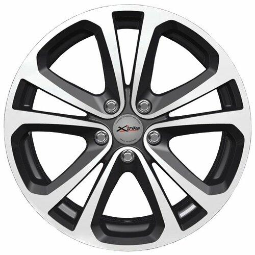 цена на Колесный диск X'trike X-113 7x17/5x100 D67.1 ET38 BK/FP