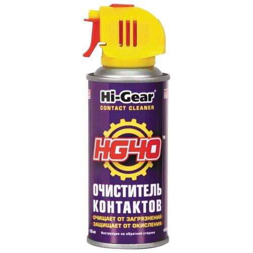 Очиститель электропроводки Hi-Gear HG5506 0.11 кг баллончик