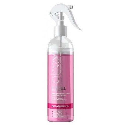 Фото - Estel Professional AIREX Витаминный двухфазный базовый тоник для волос, 400 мл estel airex молочко для укладки волос 250 мл