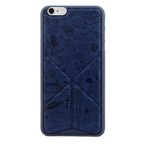 Чехол-накладка Ozaki OC596LD для Apple iPhone 6 Plus/iPhone 6S Plus london