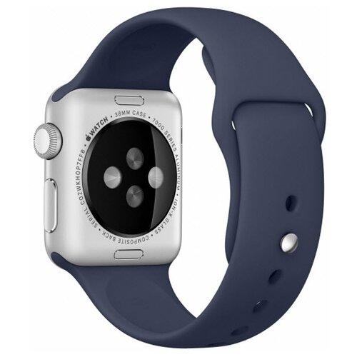 Voorca Ремешок Sport Band для Apple Watch 42/44mm Midnight blue
