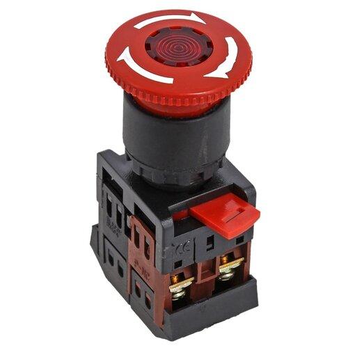 Нажимная кнопка (кнопочный выключатель/переключатель) в сборе EKF pbn-ae