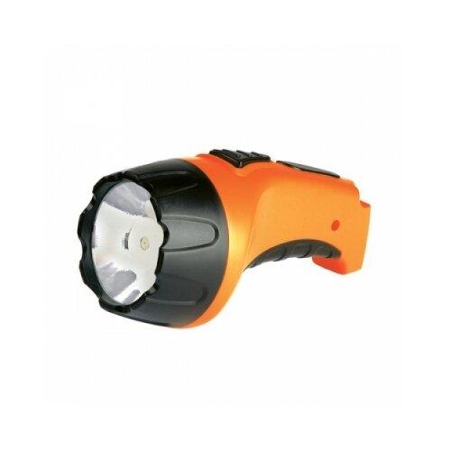 Ручной фонарь СЛЕДОПЫТ Электра 1 оранжевый фонарь следопыт ручной фокус 1l zoom