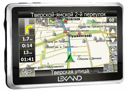 Навигатор LEXAND SR-5550 HD