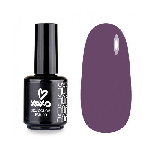 Фото - Гель-лак для ногтей XoXo Gel Color, 15 мл, 057 xoxo гель лак 018