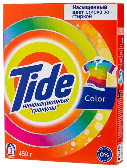 Стиральный порошок TIDE Color 3кг