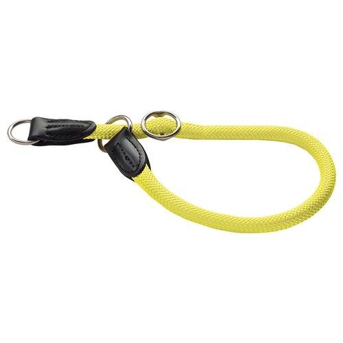 Ошейник-удавка HUNTER Freestyle 60 60 см neon yellow