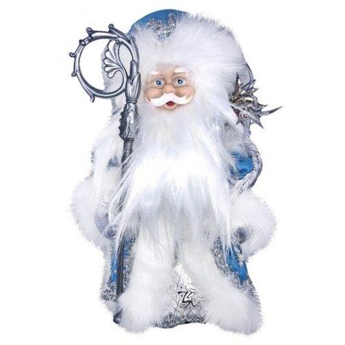 Фигурка Новогодняя Сказка Дед мороз 30 см (973522) голубой фигурки magic time фигурка новогодняя дед мороз с зайчиком 75531