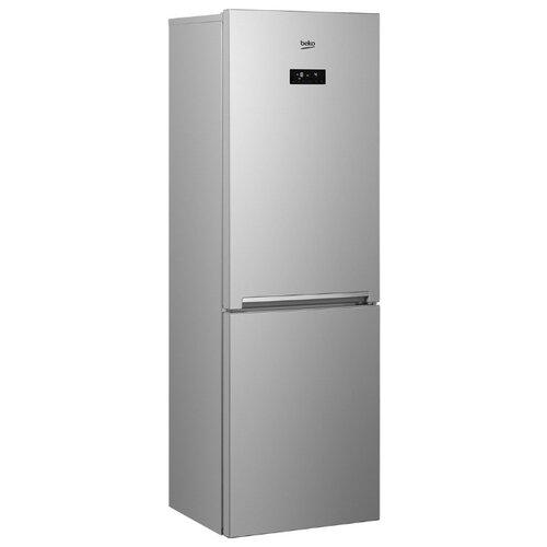 Холодильник Beko RCNK321E20S холодильник beko cnkr 5356ec0s