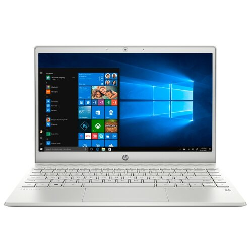 Ноутбук HP PAVILION 13-an1 (8PJ98EA), естественный серебристый