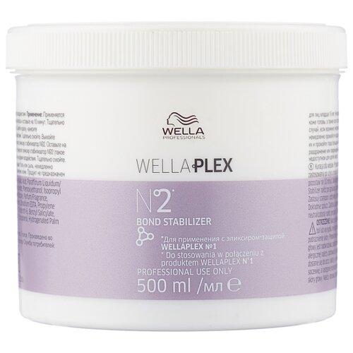 Wella Professionals WELLAPLEX № 2 Эликсир-стабилизатор для волос, 500 мл wella professional эликсир увлажняющий 6 2 мл
