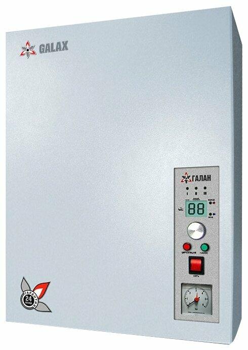 Электрический котел Галан ГАЛАКС 9 с насосом 9 кВт одноконтурный — купить по выгодной цене на Яндекс.Маркете