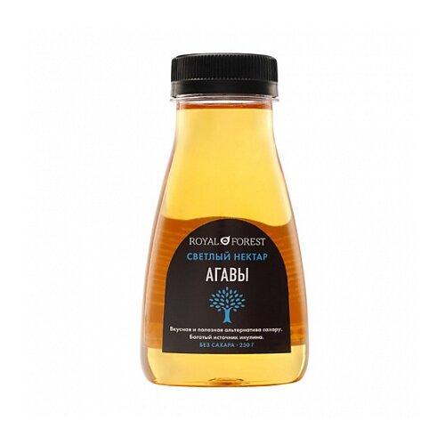 ROYAL FOREST Нектар Агавы светлый жидкость 250 г 1 шт.