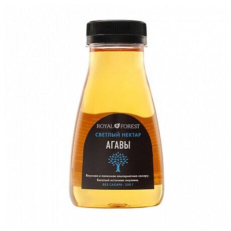 ROYAL FOREST Сироп Агавы светлый жидкость