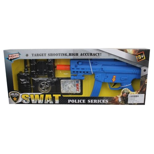 Купить Игровой набор Наша игрушка 645412, Полицейские и шпионы