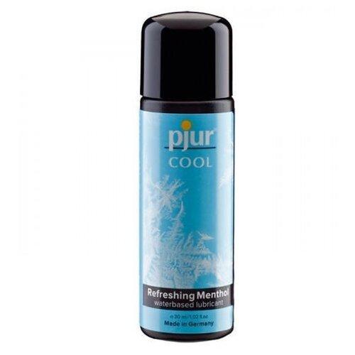 Гель-смазка Pjur COOL 30 мл флакон легкий лубрикант pjur® basic waterbased 30 ml