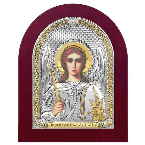 Икона Святой Архангел Михаил 6398/WO, 8.5х10.2 см по цене 1 500