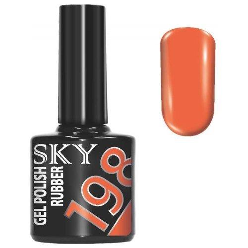 Купить Гель-лак для ногтей SKY Gel Polish Rubber, 10 мл, 198