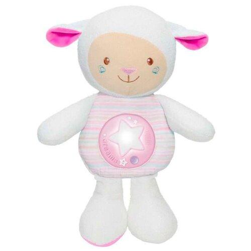 Фото - Игрушка-ночник Chicco Овечка розовая 30 см игрушка ночник chicco овечка розовая 30 см