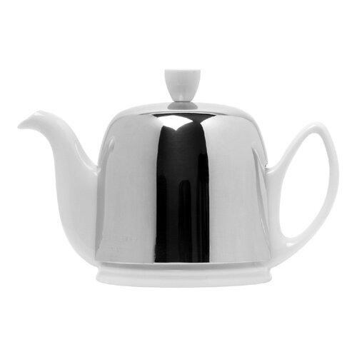 Фото - Чайник заварочный, Guy Degrenne, SALAM (0,37 л), 211987, с колпаком на 2 чашки чайник заварочный salam white 0 37 л с колпаком с ситечком на 2 чашки 211987 guy degrenne