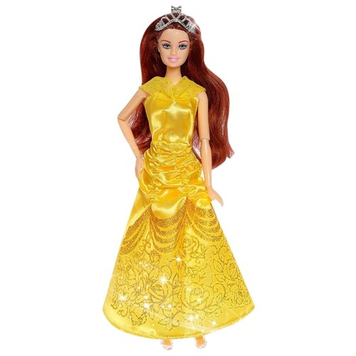 Кукла Happy Valley Сказочная принцесса. История о Красавице и Чудовище, 32 см, 4237709, Куклы и пупсы  - купить со скидкой