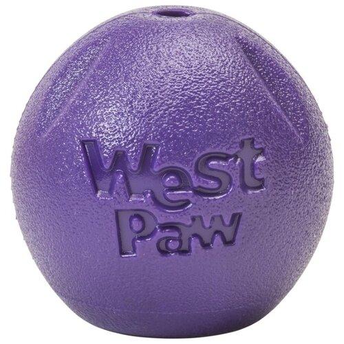Мячик для собак Zogoflex Rando 9 см фиолетовый
