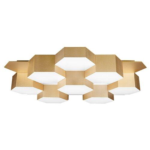Светильник светодиодный Lightstar Favo 750161, LED, 80 Вт светильник светодиодный lightstar favo 750224 led 60 вт