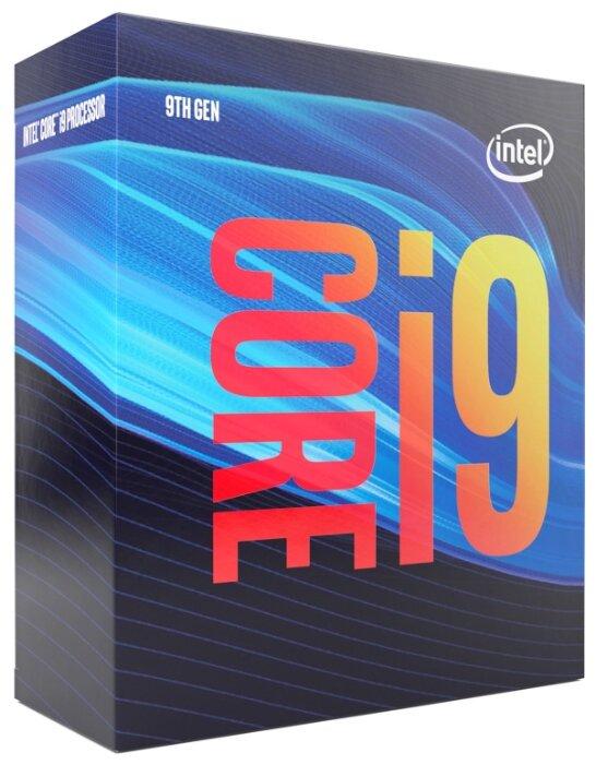 Процессор Intel Core i9-9900