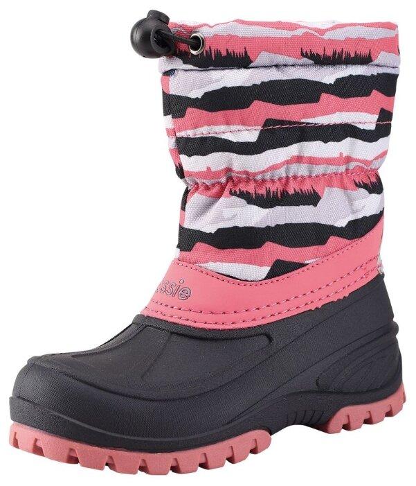 Сапоги Lassie Tundra розовый, для девочек, размер 26