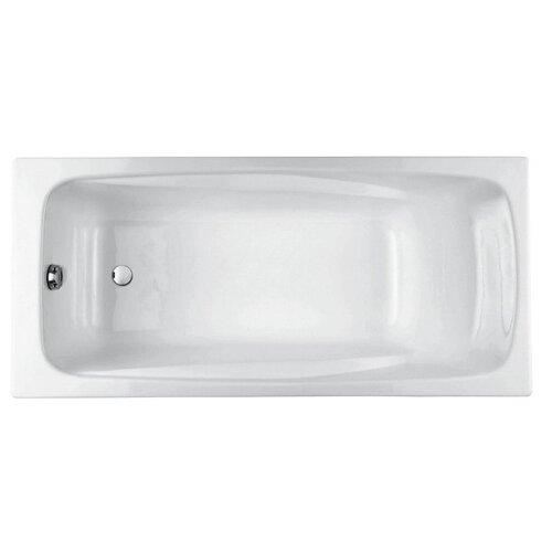 Ванна Jacob Delafon Repos Е2918 чугун левосторонняя/правосторонняя ванна из искусственного камня jacob delafon elite 170x75 с щелевидным переливом e6d031 00 без гидромассажа