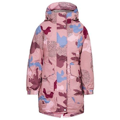 Парка Oldos Келли AAW202T1JK27 размер 164, пастельно-розовый