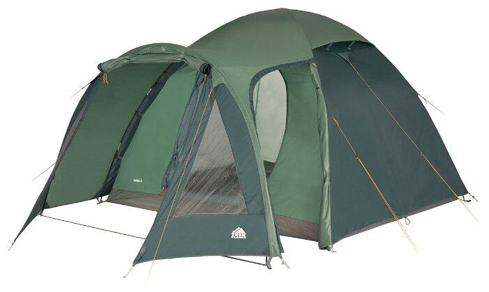 Палатка TREK PLANET Tahoe 4 зеленый