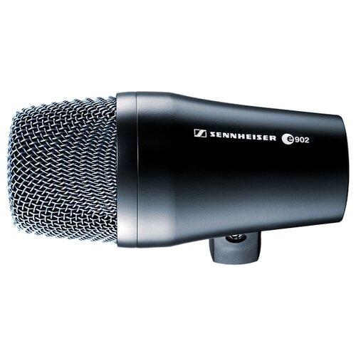 Микрофон Sennheiser E 902, черный микрофон sennheiser e 906 черный
