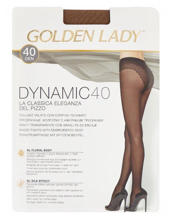 Колготки Golden Lady Dynamic 40 den