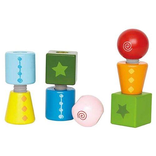 Развивающая игрушка Hape E0416 разноцветный