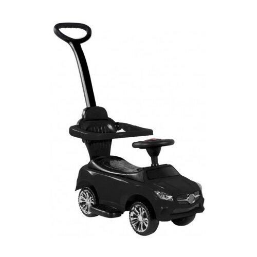 Купить Каталка-толокар RiverToys Mercedes JY-Z06C со звуковыми эффектами черный, Каталки и качалки